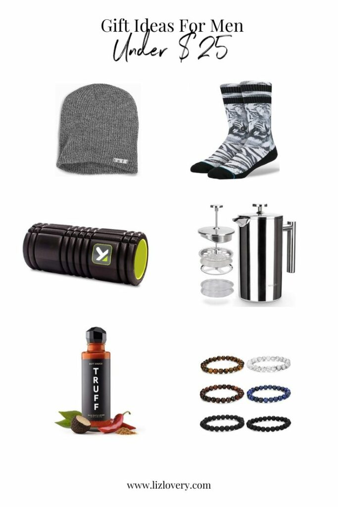 Mens gift guide gift ideas under $25