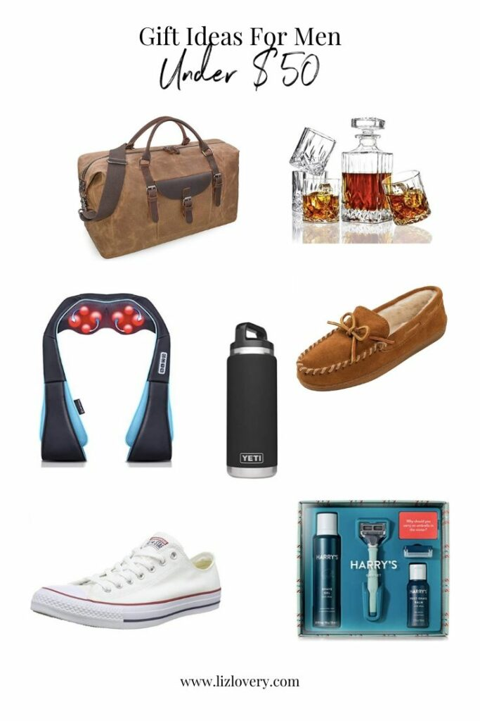 Mens gift guide gift ideas under $50