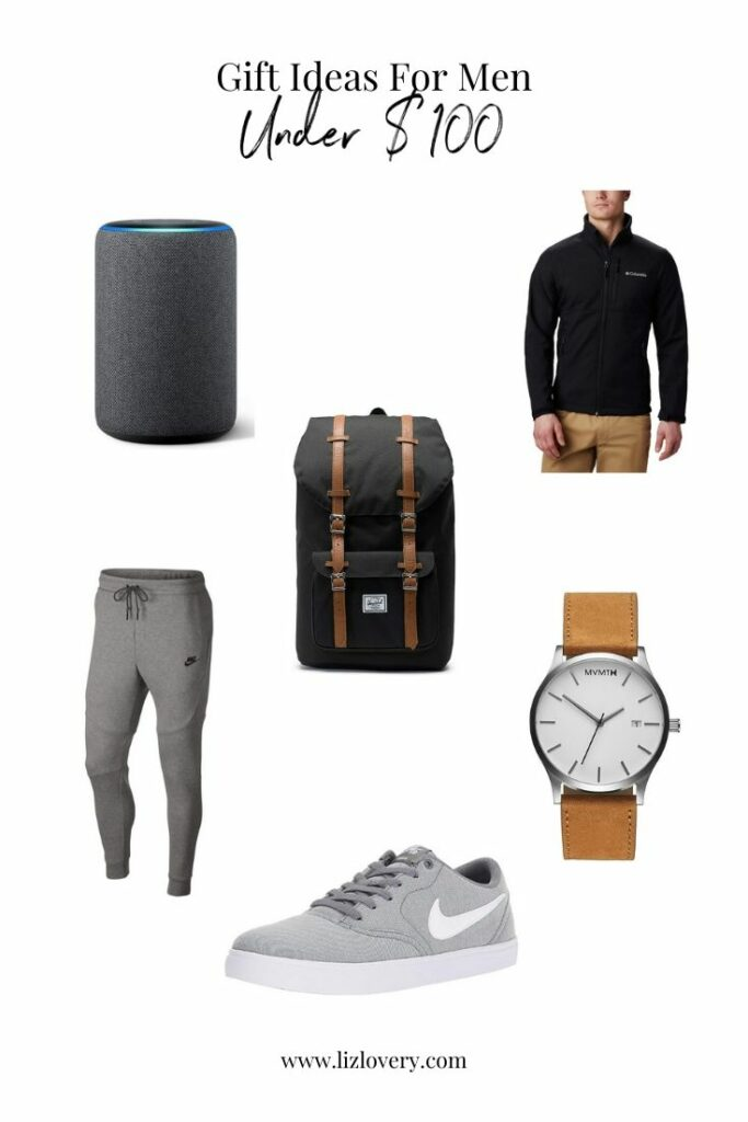 Mens gift guide gift ideas under $100