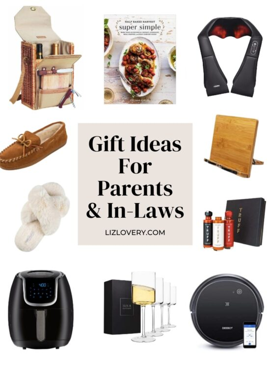 gift ideas for parents